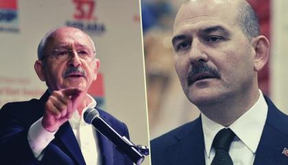 وزير الداخلية التركي يهدد زعيم المعارضة بشأن جولن: ستؤذي نفسك بفتح الدفاتر