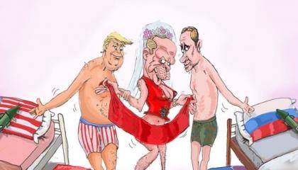 أردوغان يتراقص بين الروس والأمريكان