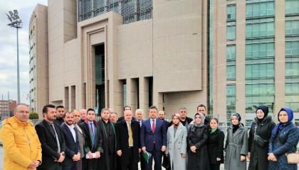 حزب داود أوغلو يتقدم بأول دعوى قضائية ضد حكومة أردوغان
