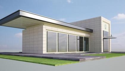 الحكومة التركية تنفق أكثر من 2 مليون ليرة لإنشاء مبنى جديد بالبرلمان