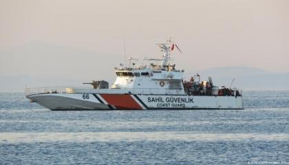ألمانيا تقدم دعمًا لحرس السواحل التركي.. والحزب اليساري: أنقرة تبتز أوروبا