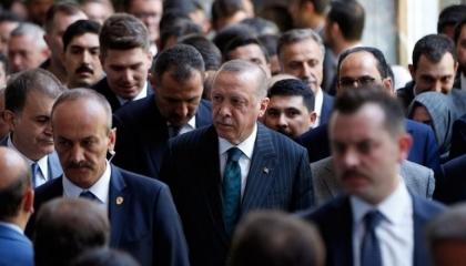 انقسام في حزب أردوغان حول التعديل الوزاري