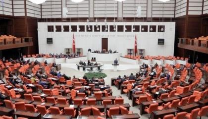 نواب أردوغان يعطلون البرلمان التركي.. والشعب يسأل: أين أنتم؟