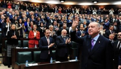 أردوغان ذو الـ66 عامًا: لابد لرجل السياسة من إنهاء عمله في سن الـ65