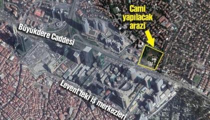تبذير أموال الأمة التركية.. بناء مسجد على أراضي تابعة للبنك المركزي