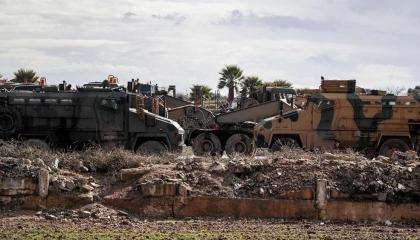سوريا تعاقب أردوغان.. مقتل 34 جنديا بإدلب.. والنظام يحجب الأخبار عن الأتراك