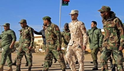الجيش الليبي يؤكد خبر مقتل 10 جنود أتراك في استهدافه مطار معتيقة