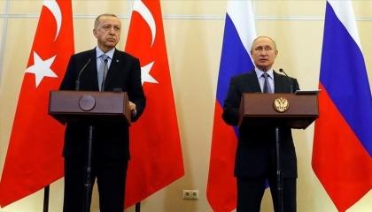 الكرملين: بوتين قد يلتقي أردوغان في 6 مارس المقبل