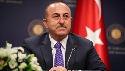 وزير الخارجية التركي يسافر إلى الدوحة لحضور اتفاقية واشنطن وطالبان