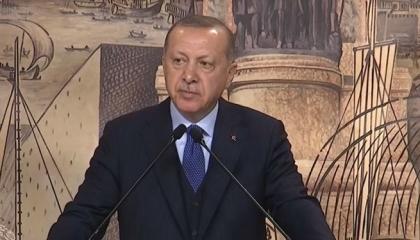 أردوغان المتعجرف: لن نترك سوريا وقواتنا ستواصل توغلها في «المنطقة الآمنة»
