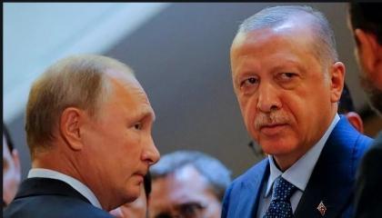 الجيش التركي تحت أقدام الروس.. كابوس ينتظر أردوغان حال فشل «اتفاق إدلب»