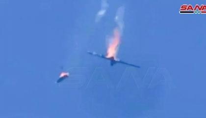 وكالة الأناضول تحذف تغريدة عن إسقاط طائرة بعد تكذيب وكالة الأنباء السورية