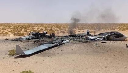 الجيش العربي السوري يسقط 6 طائرات تركية مسيرة