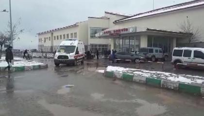 هجوم صاروخي في آغرى التركية قرب الحدود الإيرانية