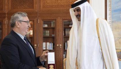 قطر تمنح وسام الدولة لسفير أنقرة لدى الدوحة