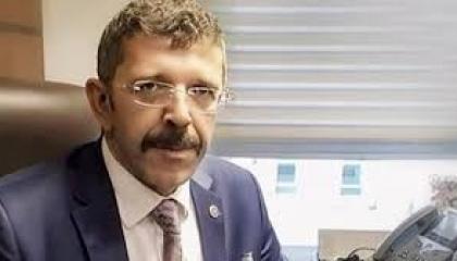 عضو بحزب أردوغان يهاجم برلماني معارض بمقر مجلس النواب