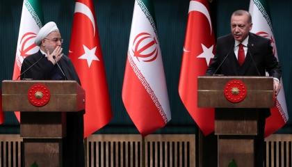 تركيا وإيران.. المصالح فرقتهما والتربص بالعرب جمع بينهما