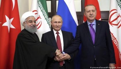الكرملين: قمة ثلاثية تجمع بوتين وروحاني وأردوغان قريبًا