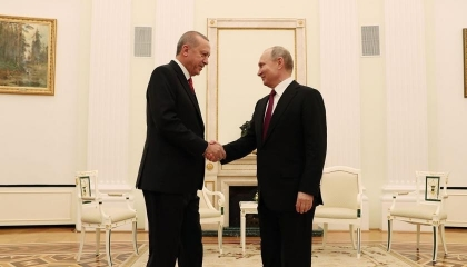 روسيا تهاجم تركيا قبل لقاء بوتين وأردوغان: تتعاون مع الإرهابيين في إدلب