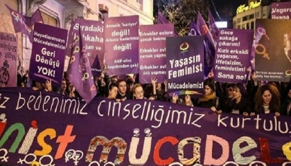 وزير الداخلية للمرأة التركية في يومها العالمي: لا مسيرات في شارع الاستقلال
