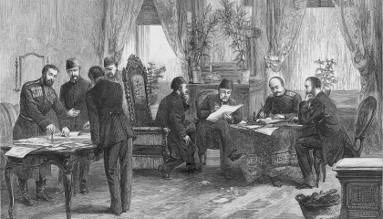 سان ستيفانو  1878.. قصة معاهدة تهدد بها روسيا أردوغان