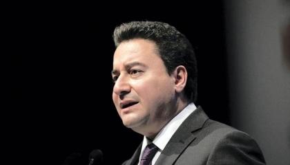 «الديمقراطية والنهضة».. اسم الحزب الجديد لـ«علي باباجان»