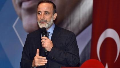 بالفيديو.. بلطجي حزب أردوغان يهدد نائب «الشعب» المعارض بضربه مرة أخرى