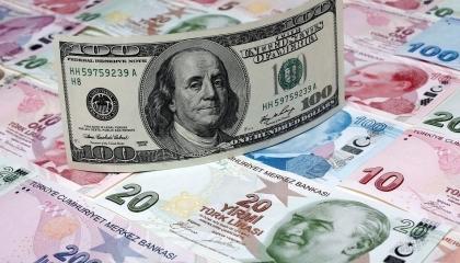 انهيار حاد في سعر الليرة التركية.. والدولار بـ6.31