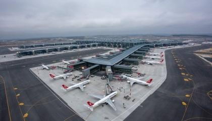 السلطات التركية تنفي اندلاع أية حرائق بمطار إسطنبول: شائعات