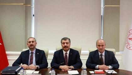 «الصحة» التركية تعلن ارتفاع عدد المصابين بكورونا إلى 5 حالات
