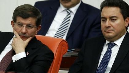 باباجان: ليست هناك إمكانية للتحالف مع حزب داوود أوغلو