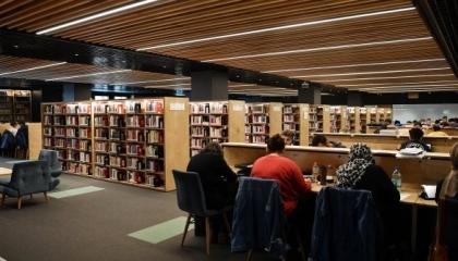 المكتبات التركية العامة تغلق أبوابها بعد إصابة 6 حالات بـ«كورونا»