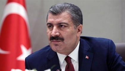 وزير الصحة التركي: اكتشفنا إصابة حالات جديدة بفيروس كورونا