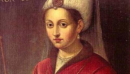 السلطانة خرم.. امرأة قوضت عرش سليمان القانوني