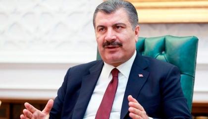 وزير الصحة التركي يؤكد: ارتفاع الإصابة بكورونا إلى 47 حالة