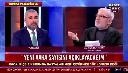 عالم لاهوت يصدم الأتراك: المثلية الجنسية والعلاقات المحرمة سبب كورونا