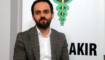 غرفة دياربكر الطبية تحذر من كارثة: الأطباء عاجزون عن حماية أنفسهم من كورونا