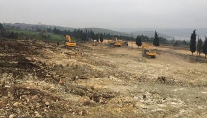 بلدية تابعة للحزب الحاكم التركي تبني بشكل غير قانوني