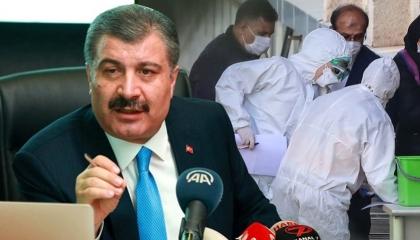 الصحة التركية تعلن وفاة ثاني حالات كورونا وارتفاع عدد المصابين لـ191