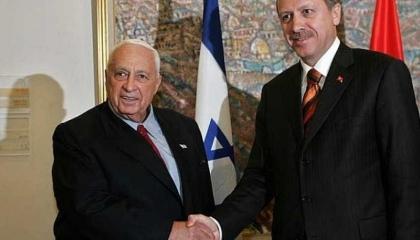 بالفيديو..  قصة أكبر صفقة بين أردوغان وإسرائيل لبيع الحدود التركية
