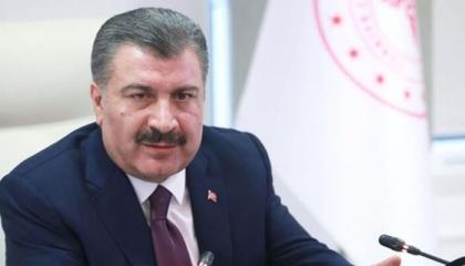 وزير الصحة التركي: وفاة الحالة الثالثة بفيروس كورونا في البلاد