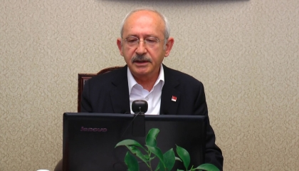 زعيم المعارضة التركية يجتمع برؤساء البلديات التابعة له لمواجهة كورونا