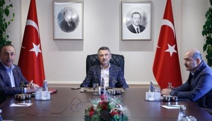 اجتماع عاجل برئاسة الوزراء التركية بعد ارتفاع ضحايا كورونا
