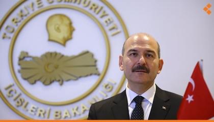 وزير الداخلية التركي: قد نضطر لفرض حظر التجول لمواجهة كورونا