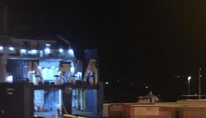 نائب معارض: السفن الإيطالية مستمرة في الوصول لميناء تشيشما التركي