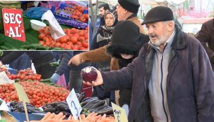 الأتراك لا يلتزمون بالتدابير الوقائية في الأسواق