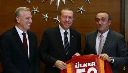 إصابة صديق أردوغان بفيروس كورونا.. واشتباه بنقله العدوى للاعبي جالطا سراي