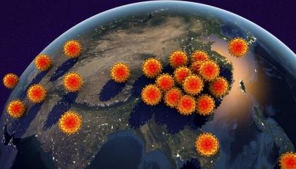 ارتفاع الإصابات بوباء كورونا في تركيا إلى 5698 حالة