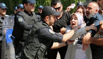 المدعي العام بأنقرة: مسيرة أمهات طلاب المدرسة العسكرية في إطار حرية الرأي