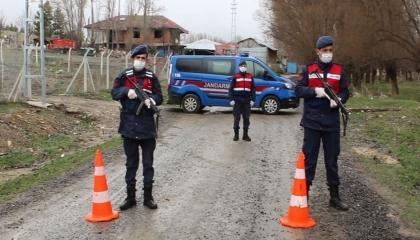 وضع قرية في مدينة جانقري التركية تحت الحجر الصحي